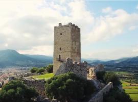 Fava Castle, Judicial stronghold