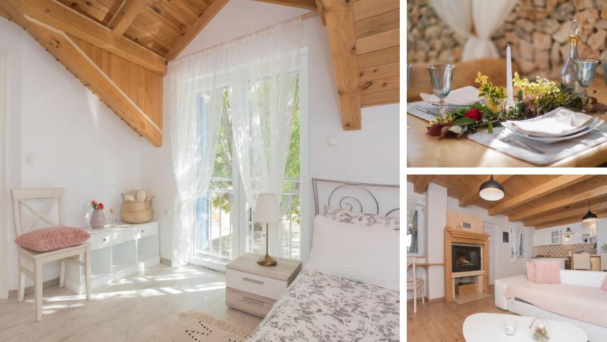 Family Apartment of Kalpić B&B, near Krka National Park