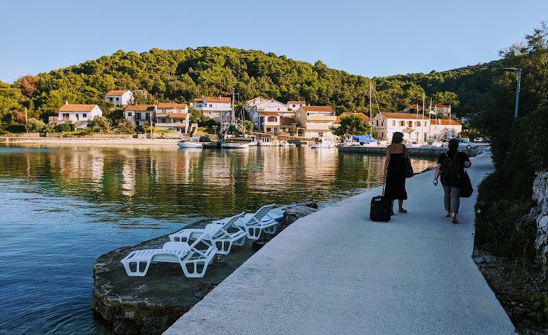Island Iž, croatia