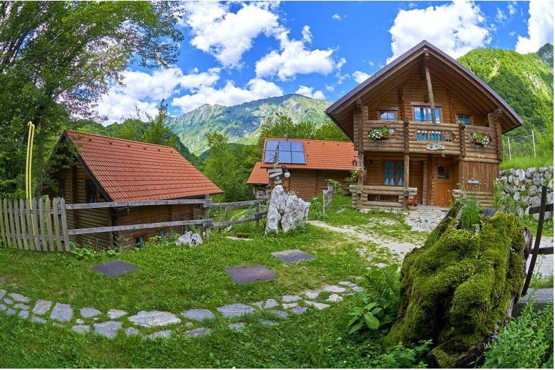 Kamp Koren for your glamping in Slovenia