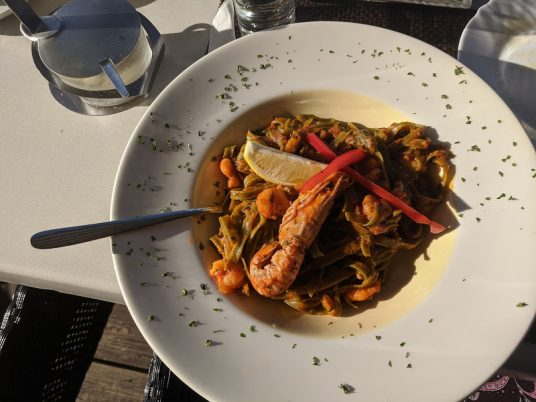 Island Iž gastronomy