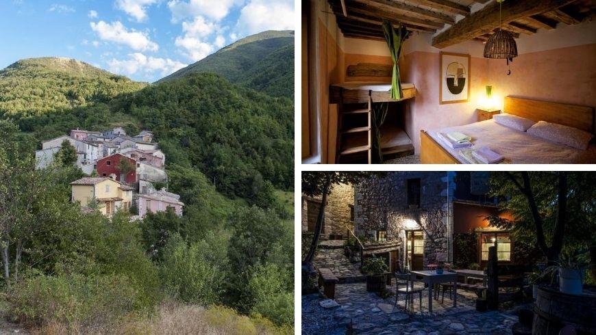 Eco-friendly Bed & Breakfast in the Marche region