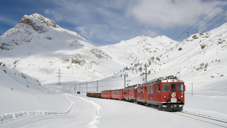 treno: mezzo più ecologico rispetto all'aereo