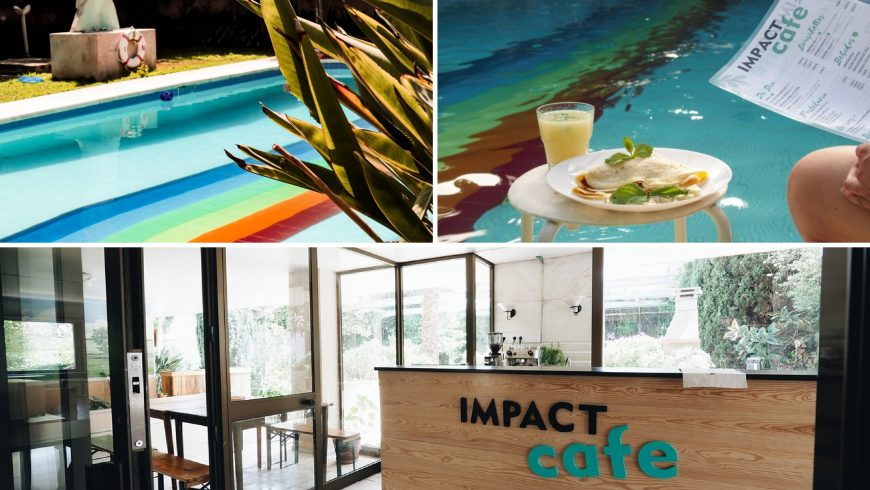 Impact House, Sustainable Hostel in Portugal