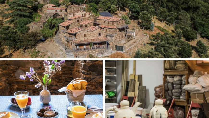 Cerdeira - Home for Creativity, Eco-hotel in Portugal