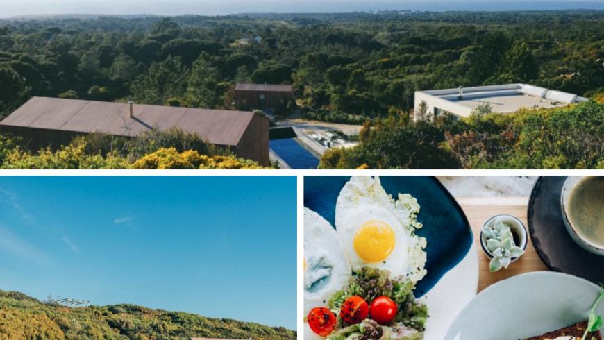 Villa Epicurea, Eco-hotel in Portugal