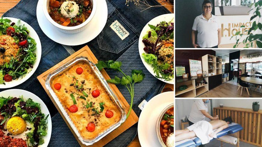 Vegetarian Food, Impact House