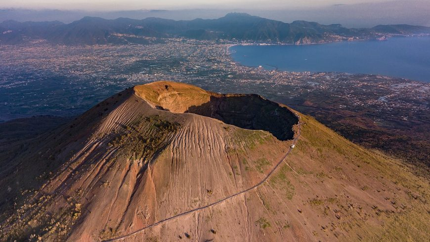 What to see in the Vesuvius National Park