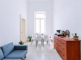 Pange and Panthálassa, B&B in Lecce where you can try raw foodism