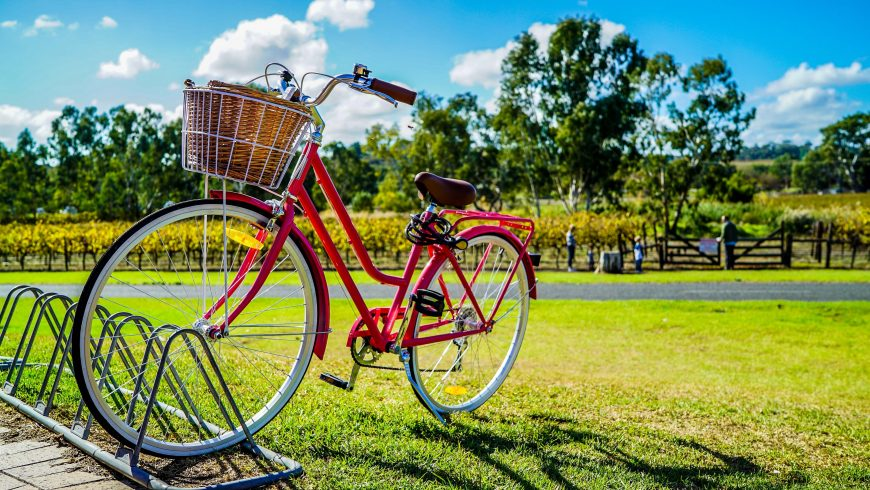 Bicycle - Environment-friendly Means of Transportation
