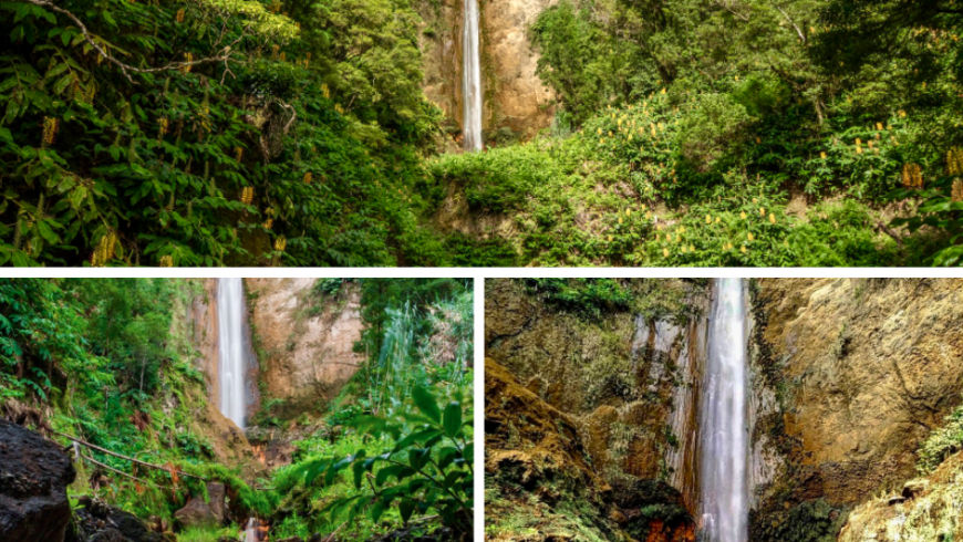 Ribeira Quente, one of the 10 must-see Waterfalls in the Azores. Photos by Rui Medeiros Photography, byacores.com