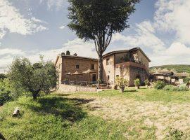 Agrivilla I Pini, eco-vegan oasis in San Gimignano