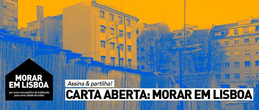 Morar em Lisboa, Social Movement