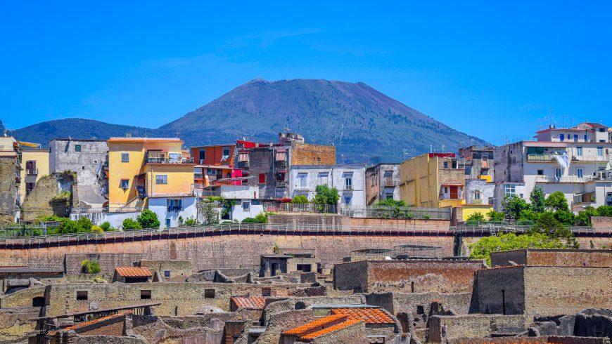 Herculaneum, Vesuvius National Park