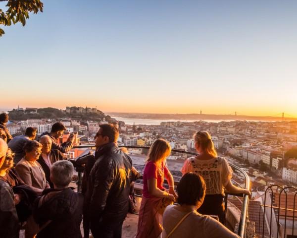 Lisbon, Miradouro Nossa Senhora do Monte. Photo by tourism-review.com