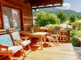 A sustainable holiday in the green of Kitzbühel