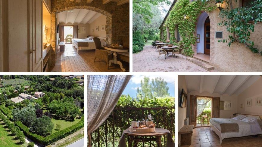 Farmhouse El Moli de Siurana. Where you can escape the hustle and bustle of the city