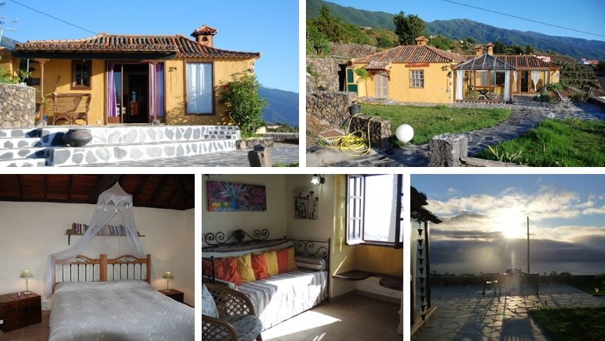 Farmhouse Finca Los Vientos. Where you can escape the hustle and bustle of the city