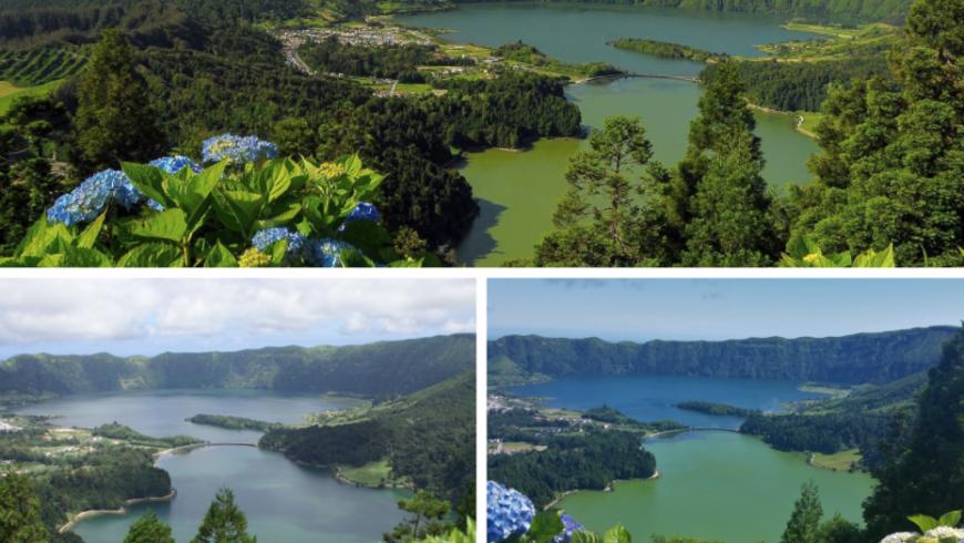 Miradouro Vista do Rei, Azores