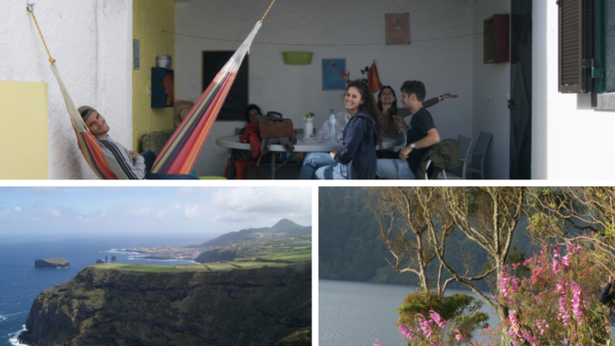 Sustainable Travel to the Azores. Photos by Flora Del Debbio