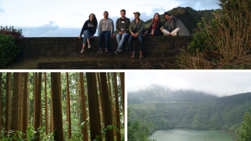 Trip to the island of São Miguel. Photos by Flora Del Debbio
