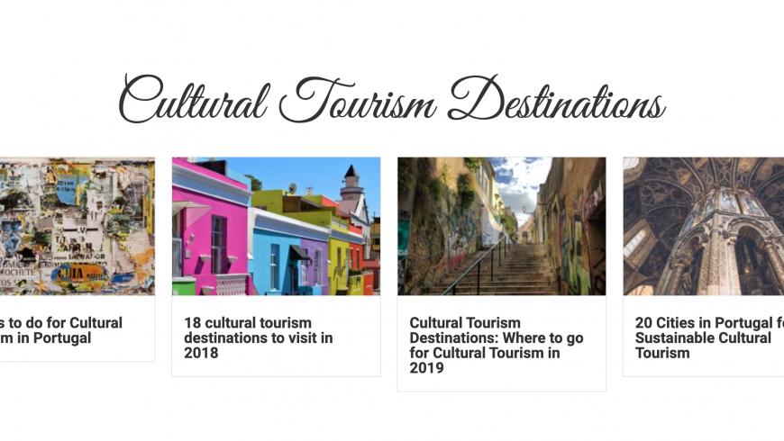 Cultural Tourism. Tripper Blog. Photo by tripper.pt