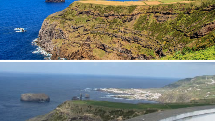 Miradouro da Ponta do Escalvado, Sao Miguel Island, Azores