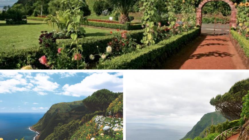 Miradouro da Ponta do Sossego. Azores