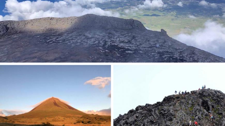 Mount Pico, Pico Island