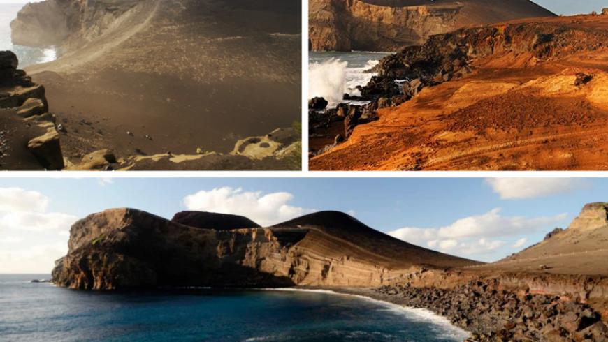 Vulcão dos Capelinhos. Natural Park