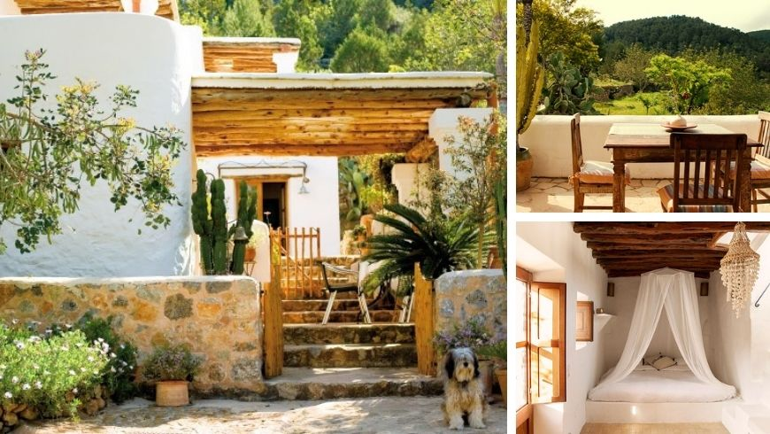 Farmhouse Can Martí. Where you can escape the hustle and bustle of the city