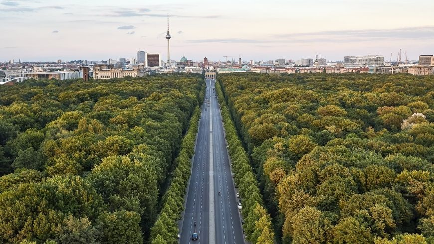 eco-friendly city Berlin, one of eco-friendly cities where to go