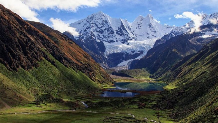 Magical Andes