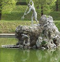 Naptune, boboli gardens