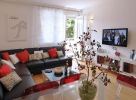 Green apartment Bacvice Split