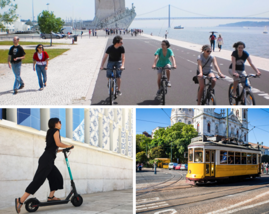 Green Mobility in Lisbon. Impact House.