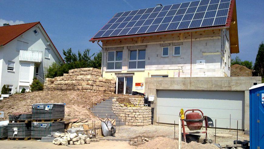 costructing home