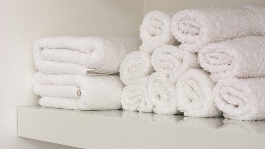 towels hotel