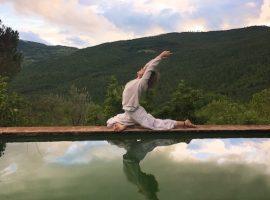 Yoga. Podere di Maggio