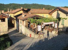 An organic farm in Lombardy