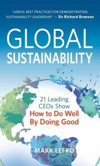 Global Sustainability – one of the best books about sustainability