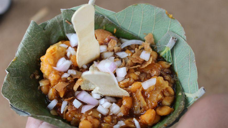 Tasty Indian local cuisine