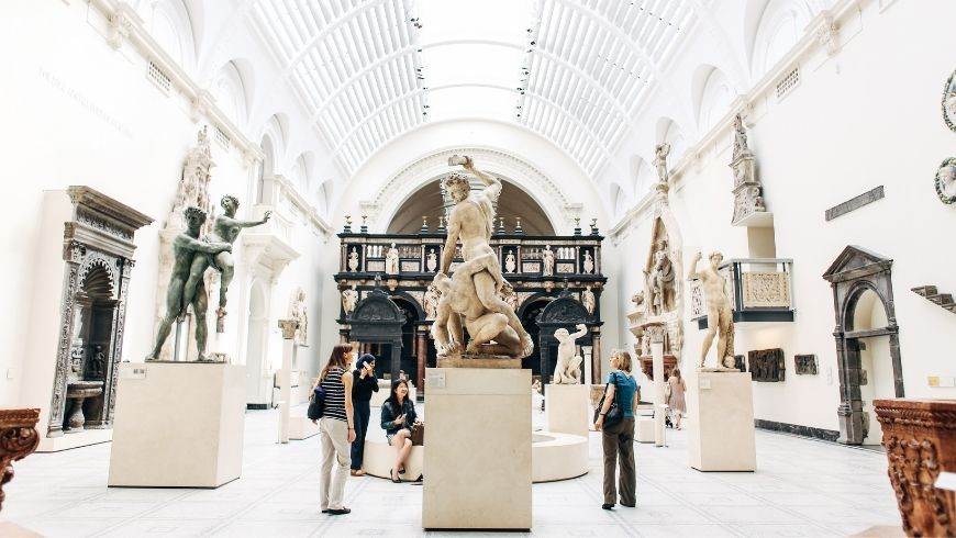 Museums in today's world