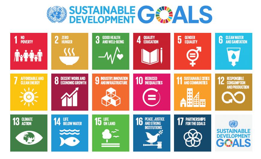 UN sustainability goals