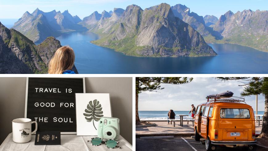 Regeneration & Bleisure. Travel Trends 2021.