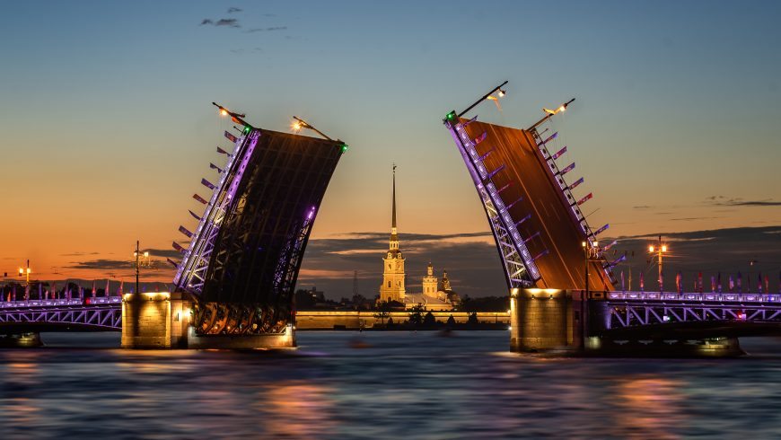 Saint Petersburg, the best destination for green itineraries