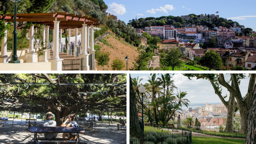 Parks in Lisbon. Photo by timeout.pt