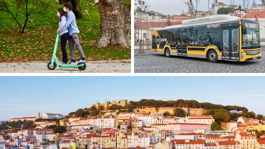 Lisbon public transport. Photo by unsplash.com, gettyimages.be