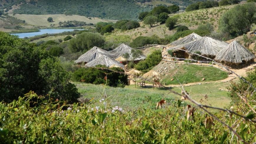 Eco-friendly stay in Sardinia