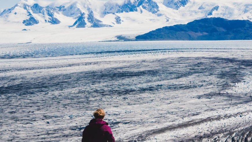 Patagonia's glacier